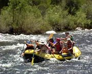 The Yampa River Festival consisted of kayaking, rafting, fly fishing and the crowd favorite Crazy River Dog event.