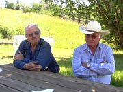 Routt County ranchers Wayne and Kenny Morton say it is impossible to keep energy companies from drilling on their land because they do not own the mineral rights.