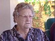WWII veteran Joanne Cannon shares her stories