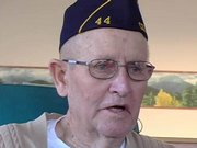 WWII veteran Donald Lufkin shares his stories