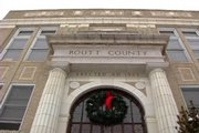 Renovations to the historic Routt County Courthouse are under way.