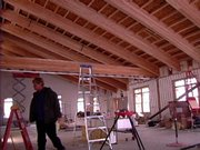 Construction of the Steamboat Springs Community Center is expected to be completed by February.