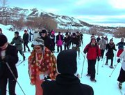 Colorado Ski for Women day was Sunday at the Steamboat Ski Touring Center.