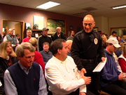 Some of the public comments from a Tuesday meeting to discuss the Oak Creek Police Department.
