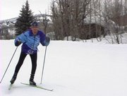Steamboat Springs resident Sven Wiik, 87, returned last week from the 2008 Masters World Cup cross-country ski championships, where he captured a pair of silver medals.