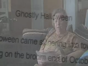Craig poet Joyce Phillips reads her poem Ghostly Halloween.
