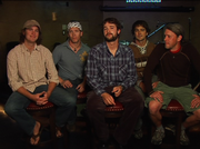 TV18's Erin McDaniel got a chance to interview Steamboat's local band Missed the Boat at the Ghost Ranch Saloon.