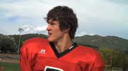 "Steamboat Springs High School quarterback Austin Hinder says team's game one performance allows Sailors to ""take the next step."""