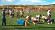 The Rams start their second season of eight-man football with a game Saturday at North Park.