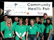 The Yampa Valley Medical Center has you covered from A to V.  Christine McKelvie has all the details of the Community Health Fair happening at 7:30am on Oct 24th at the YVMC.