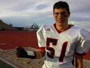 Steamboat Springs High School senior Mitchell Lekarczyk talks about Saturday's win.