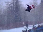 Steamboat Springs freestyle skier Jeremy Cota got second place Wednesday, falling just short of earning a spot on the U.S. Olympic Team.