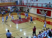 Highlights from Tuesday's game against Moffat County. Steamboat won 49-39.