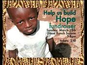 Find out how you can help raise funds for the Village of Hope school in West Africa during a fundraiser at the Ghost Ranch Saloon this Sunday. Kim Keith and Sally McCormick give Steamboat Today&#39;s Harper Louden all the details. 