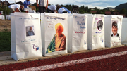 Cancer survivors share their stories during this weekend's Relay for Life in Steamboat Springs.