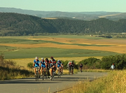 Cyclists took to Marabou Ranch on Saturday for Day Two of the four-day Steamboat Stage Race.
