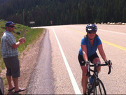 34 riders left Steamboat Springs on their bikes on July 29 for a 360 mile ride to the Outdoor Retailer trade show in Salt Lake City. Company president Mark Satkiewicz talks about the ride in its fourth year.