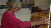 Plein air landscape artist Joan Hoffmann talks about her work on display at the Depot Art Center in this audio slideshow.