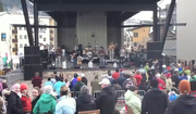 Steamboat's own Missed the Boat performed live for a Gondola Square crowd Wednesday afternoon