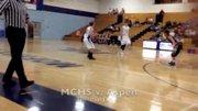 MCHS boys basketball vs. Aspen at home on Jan. 10, 2012