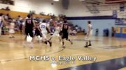 MCHS Varsity Boys Basketball against Eagle Valley
