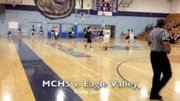 MCHS Varsity Girls Basketball against Eagle Valley