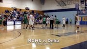 MCHS Boys Basketball vs. Delta