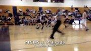 MCHS Boys varsity basketball against Palisade