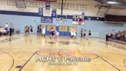 MCHS Girls varsity basketball against Palisade