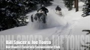 Joe Tonso, Northwest Colorado Snowmobile Club grooming chairman, and Bill Spicer, NOWECOS board member, discuss their love of riding, the club's evolution, and 2012 being one of the worst winters for Moffat County snowmobilers.