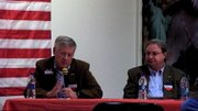 Bob Rankin and Ron Roesener, Republican candidates for Colorado House District 57, were in Craig on Thursday for a debate hosted by the Bears Ears Tea Party Patriots. In the above video, the candidates explain why voters should send them to Denver as their representatives.