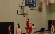Steamboat Springs High School sophomore Garrett Bye grabs a rebound and slams it home for a quick two points in Steamboat's 51-27 win vs. Basalt on Dec. 1. (Submitted by Michael Bye)